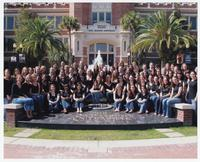 2000s College of Nursing Class Photo
