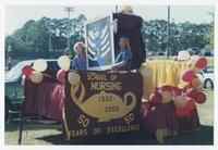 Homecoming 2000: Parade Float