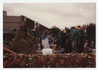 Homecoming Parade Float c. 2001
