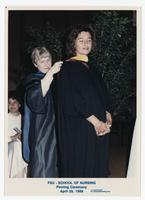 April 1988 Pinning Ceremony