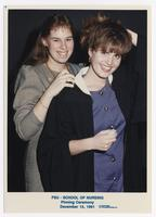 December 1991 Pinning Ceremony
