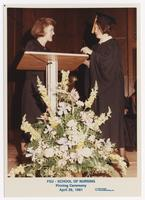April 1991 Pinning Ceremony
