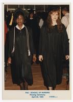 April 1993 Pinning Ceremony