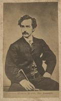 John Wilkes Booth, the Asassin.
