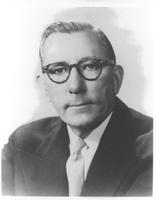 Claude Pepper campaign portrait for the new third congressional district post in Carol City