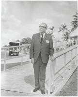 Claude Pepper at the celebration of the 20th anniversary of the dedication of the Everglades National Park