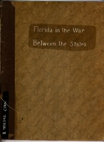 Florida in the war between the states