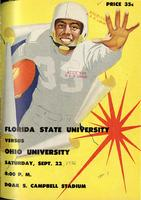 FSU vs. Ohio University (9/22/56)
