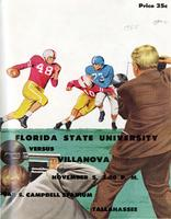 FSU vs. Villanova (11/5/55)