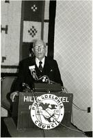 Claude Pepper addressing the AFL-CIO Philadelphia Council