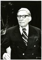 Claude Pepper appearing on a television program