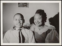 Emmett and Mamie Till