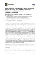 Slow-Absorbing Modified Starch before and during Prolonged Cycling Increases Fat Oxidation and Gastrointestinal Distress without Changing Performance