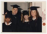 April 1995 Pinning Ceremony