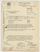 Audit of Richard H. Leigh's 1921 income tax return
