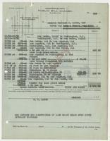 Admiral Richard H. Leigh's Public Bill Memorandum Copy