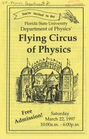 Flying Circus of Physics Program