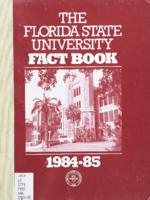 Florida State University Fact Book 1984-85