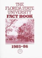 Florida State University Fact Book 1985-86