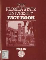 Florida State University Fact Book 1986-87