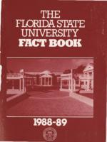 Florida State University Fact Book 1988-89