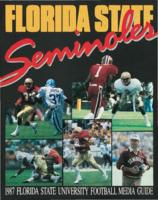 1987 Florida State University Football Media Guide