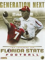 2010 Florida State Football Media Guide: Generation Next
