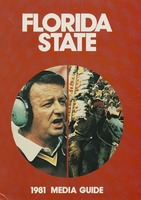 Florida State 1981 Media Guide