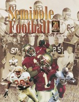 1996 Florida State University Football Media Guide
