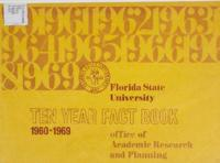 Florida State University Ten Year Fact Book