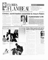 Florida Flambeau, November 06, 1995