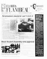 Florida Flambeau, November 17, 1995