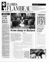 Florida Flambeau, December 04, 1995
