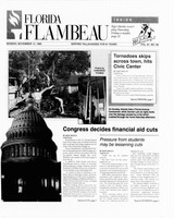 Florida Flambeau, November 13, 1995