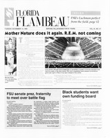 Florida Flambeau, November 14, 1995