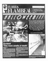 Florida Flambeau, October 31, 1995