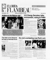Florida Flambeau, March 01, 1996