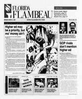 Florida Flambeau, March 04, 1996