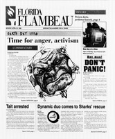 Florida Flambeau, April 22, 1996