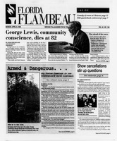 Florida Flambeau, April 08, 1996