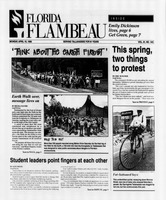Florida Flambeau, April 15, 1996