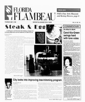 Florida Flambeau, May 09, 1996