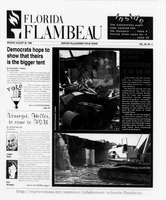 Florida Flambeau, August 26, 1996