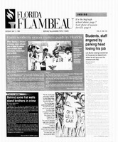 Florida Flambeau, May 13, 1996
