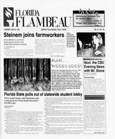 Florida Flambeau, May 30, 1996