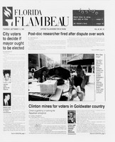 Florida Flambeau, September 12, 1996