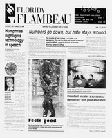 Florida Flambeau, September 09, 1996