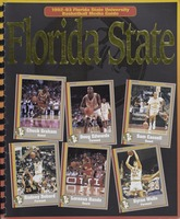 1992-1993 Florida State University Basketball Media Guide
