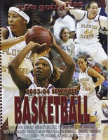 2003-04 Seminole Basketball