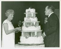 34th anniversary celebration for Bob and Dolores Hope